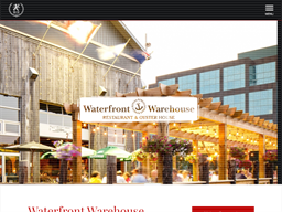 Waterfront Warehouse shopping