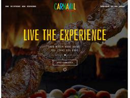 Carnaval Brazilian BBQ shopping