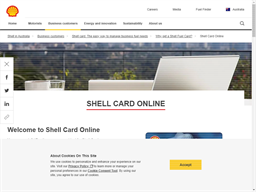 Shell Card gift card purchase