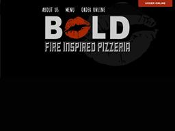 Bold Pizzeria shopping