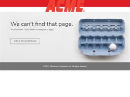 Acme Fresh Market gift card purchase