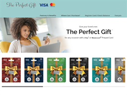 The Perfect Gift Master shopping