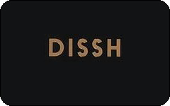 Dissh gift card purchase