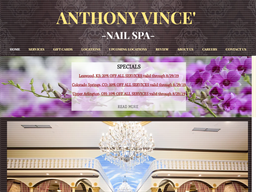 Anthony Vince Nail Spa shopping